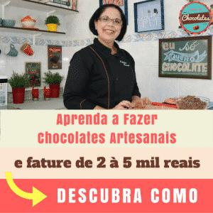 Chocolate, Trufas e Ovos de Páscoa