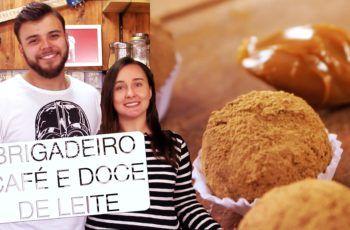 Brigadeiro de Café com Doce de Leite ft Rango do Rafa – Confissões de uma Doceira Amadora