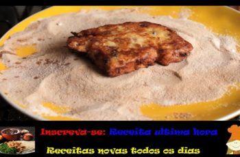 Receita Rabanada de Panetone 10/12/2016 – Chef Ana Maria Braga
