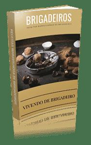 Livro de receitas do Vivendo de Brigadeiros - várias receitas de brigadeiros gourmet