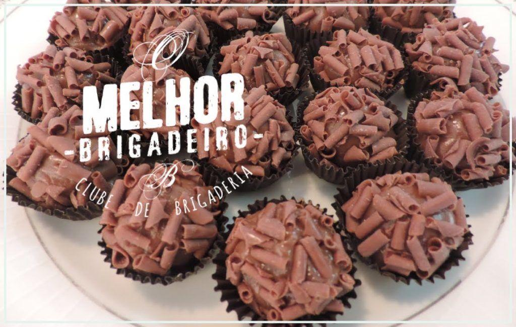 Receita do Melhor Brigadeiro Gourmet Tradicional | Clube de Brigaderia.com.br 4 Vivendo de Brigadeiro