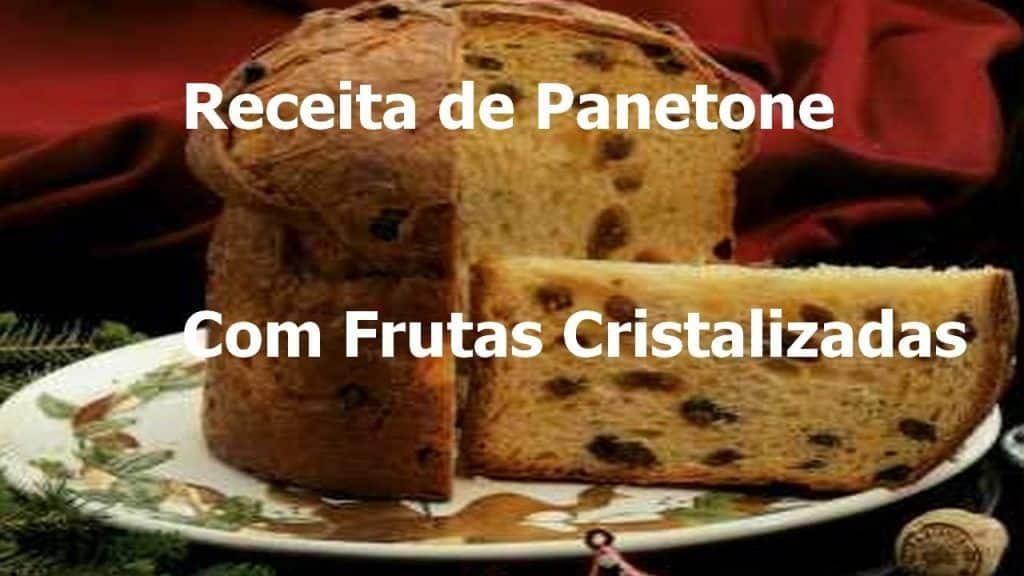 Receita de panetone - Aprenda fazer Panetone Com Frutas Cristalizadas 1 Vídeo do Canal Gastronomia com 8494 views até a data desta publicação. Vivendo de Brigadeiro