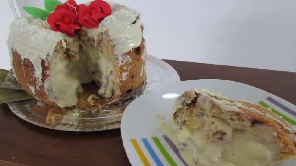 Chocotone trufado de Leite Ninho (Ótima opção para vendas) 6 Vídeo do Canal Cozinha Doce Talento no Youtube com 13861 views até a data desta publicação. Vivendo de Brigadeiro