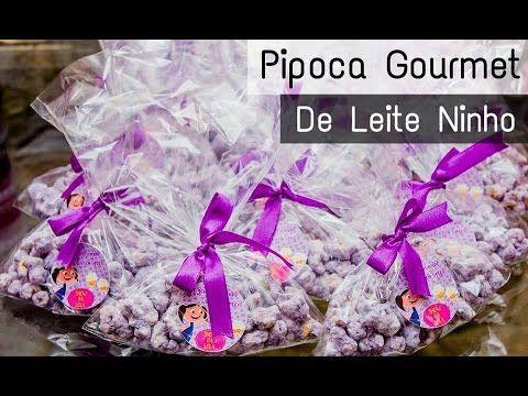 Pipoca Gourmet de Leite Ninho - Donapam na Cozinha 4 Vídeo do Canal Paam Cavalcanti no Youtube, publicado em 2016-06-23 23:23:56 e com 65412 views Vivendo de Brigadeiro