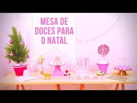 Mesa de Doces para Natal * kids * 1 Vídeo do Canal PAPER KIDS no Youtube, publicado em 2016-11-22 15:46:14 e com 35 views Vivendo de Brigadeiro