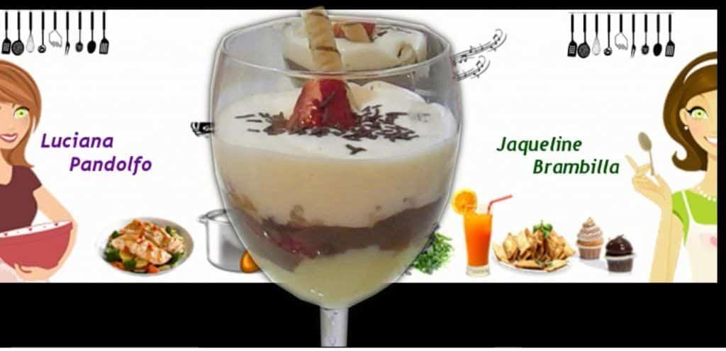 Torta de Bombom com Morango na Taça -  Ate Cozinha #6 4 Vídeo do Canal Até Cozinha no Youtube, publicado em 2016-08-27 13:30:00 e com 1543 views Vivendo de Brigadeiro