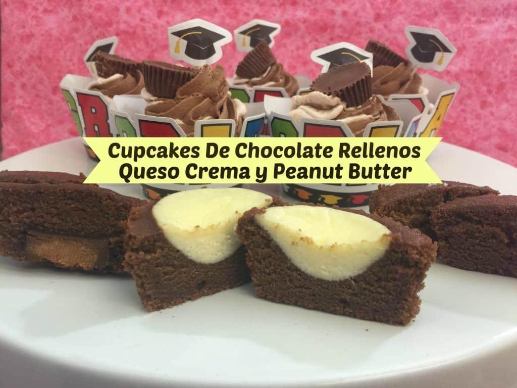 Cupcakes De Chocolate Rellenos De 2 Formas! 1 Vídeo do Canal MadelinsCakes no Youtube, publicado em 2015-06-19 04:34:03 e com 45184 views Vivendo de Brigadeiro