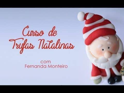Curso de Trufas Natalinas com Fernanda Monteiro 5 Vídeo do Canal Doce Fernanda no Youtube, publicado em 2016-11-09 01:09:21 e com 584 views Vivendo de Brigadeiro