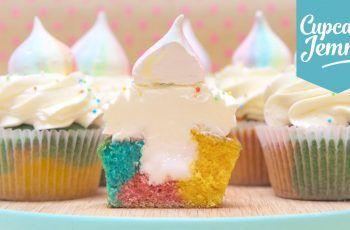 How to Make the Cutest Unicorn Cupcakes | Cupcake Jemma