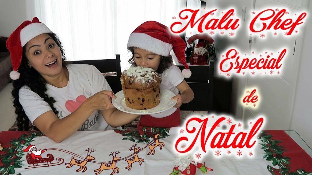 Panetone de Leite Ninho - Especial de Natal #Maluchef 4 Vídeo do Canal Canal Prigadeiro no Youtube com 7953 views até a data desta publicação. Vivendo de Brigadeiro