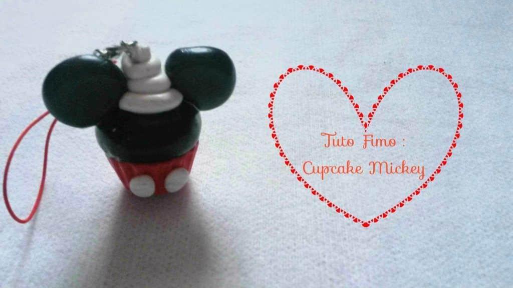 Tuto Fimo Cupcake Mickey 3 Vídeo do Canal Miss Lolitta no Youtube, publicado em 2015-04-19 05:28:54 e com 205 views Vivendo de Brigadeiro