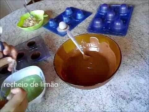 Trufas de limão 5 <p> Vídeo do Canal Pedacinho do amor no Youtube, publicado em 2016-09-01 14:57:38 e com 582 views</p>  Vivendo de Brigadeiro