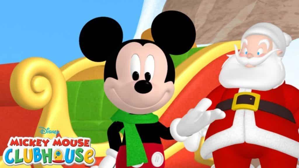 Mickey Saves Santa | Full Episode | Mickey Mouse Clubhouse | Disney Junior 3 Vídeo do Canal disneyjunior no Youtube, publicado em 2016-12-02 15:04:36 e com 55632342 views Vivendo de Brigadeiro