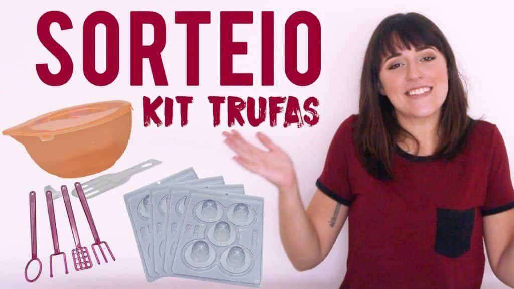 SORTEIO KIT TRUFAS - FAÇA E VENDA  [ABERTO] 3 <p> Vídeo do Canal Doces Conte - Tabata Romero no Youtube, publicado em 2017-01-19 11:30:00 e com 4385 views</p>  Vivendo de Brigadeiro