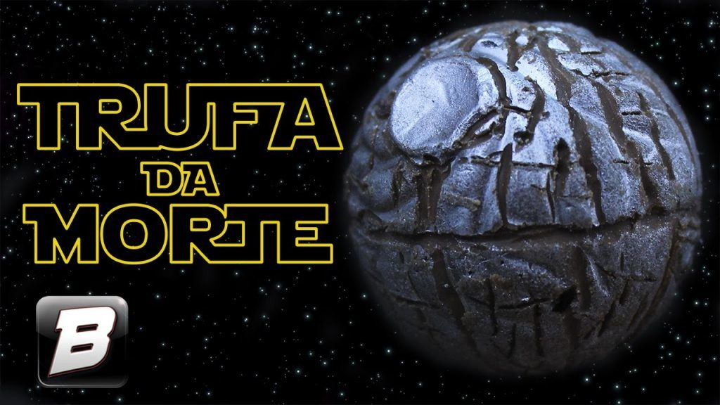 TRUFA ESTRELA DA MORTE - Star Wars Rogue One 3 <p> Vídeo do Canal Bocó Repórter no Youtube, publicado em 2016-12-20 11:00:01 e com 5930 views</p>  Vivendo de Brigadeiro