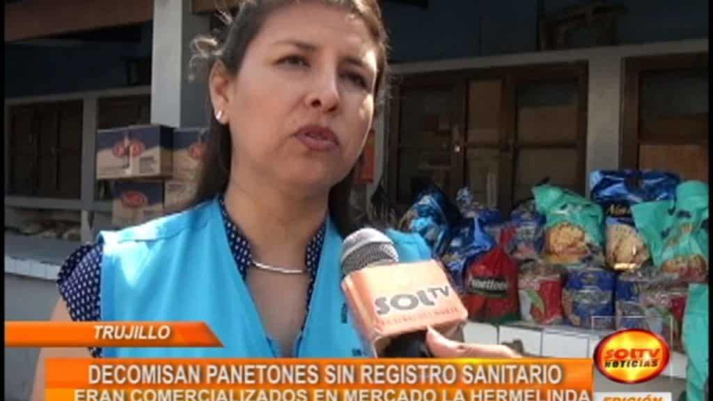 Trujillo: Decomisan panetones sin registro sanitario en la Hermelinda 6 Vídeo do Canal Soltv Canal no Youtube com 84 views até a data desta publicação. Vivendo de Brigadeiro