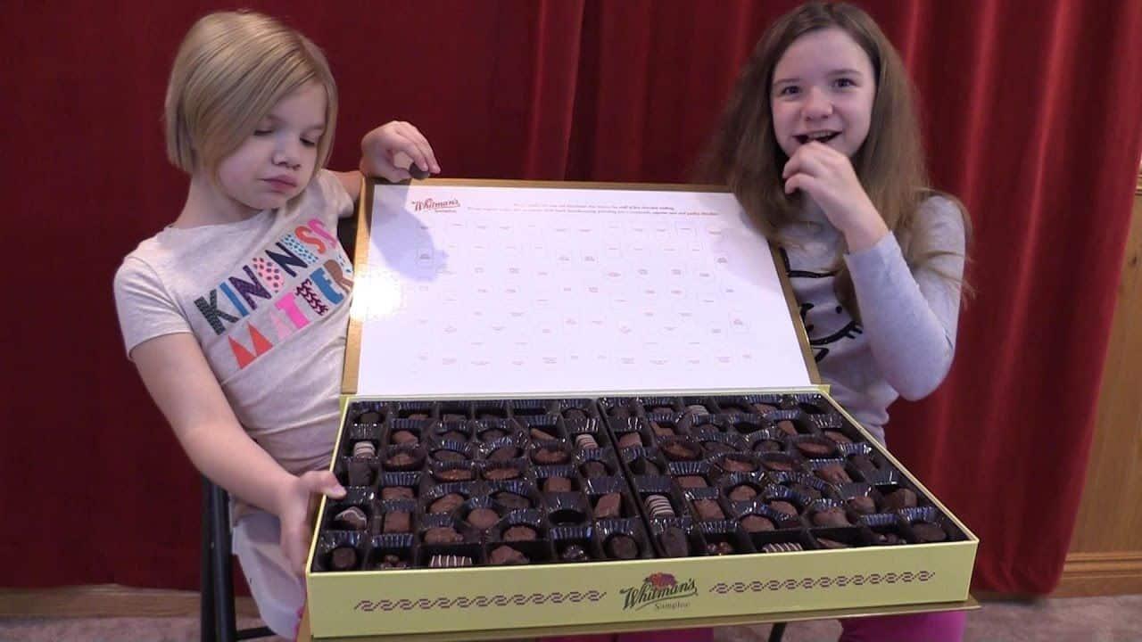 Huge Box Of Chocolates