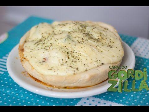 0072 - Pizza Pot Pie (pizza no pote estilo Chicago) 2 ? Este Post é baseado no vídeo do Canal Canal do Gordizilla publicado no Youtube, em 2017-03-22 11:00:04 ? Vivendo de Brigadeiro