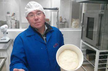 4 – Como Produzir Panetone – A Esponja  Parte 4