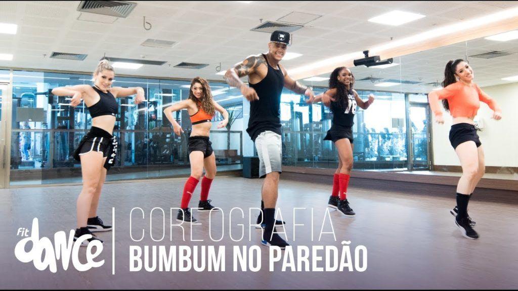 Bumbum no paredão - Léo Santana - Coreografia    FitDance - 4k