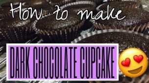 How to make Chocolate Cupcake | Pinoy Recipe