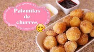 Palomitas de churro | Leslye Basave