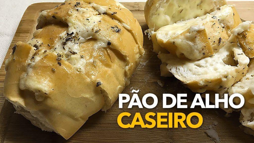 Como Fazer Pão de Alho Caseiro? Receita para Forno ou Churrasco! 2 ? Este Post é baseado no vídeo do Canal Nossa Panela publicado no Youtube, em 2017-07-11 13:09:28 ? Vivendo de Brigadeiro