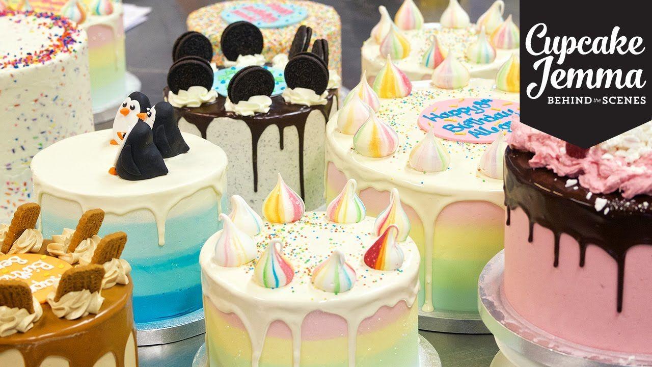 Cupcake Jemma Cake Recipe: #madeforyou Behind The Scenes Tour Of Crumbs & Doilies