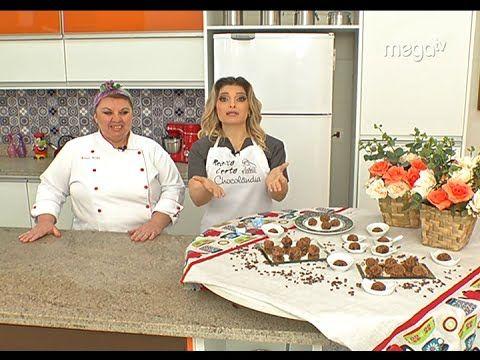 Receita Certa Chocolândia - Trufa Tradicional 3 Gostaria de ver um pouco mais das receitas que foram disponibilizadas,  visite Vivendo de Brigadeiro