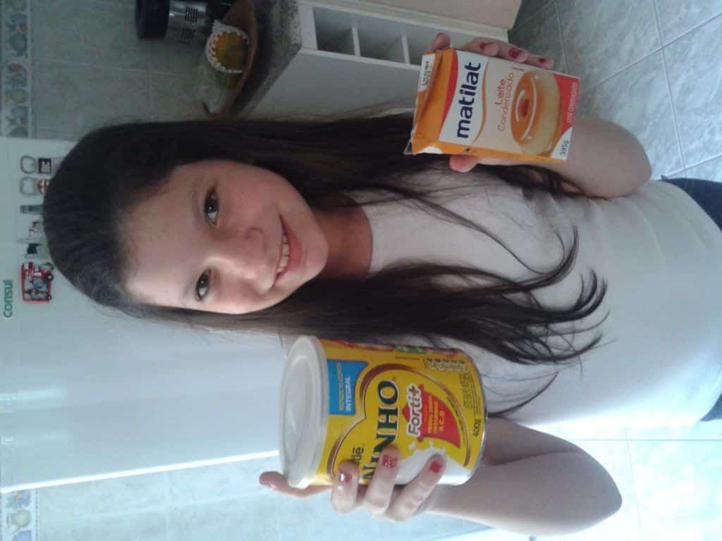 Sobremesa de Leite Condensado com Leite Ninho!!!! hummmmm