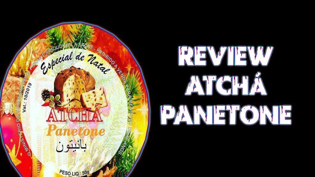 #7 Review - Atchá (Panetone) 3 ? Este Post é baseado no vídeo do Canal PitStop Hookah Tv publicado no Youtube, em 2016-11-18 15:57:56 ? Vivendo de Brigadeiro