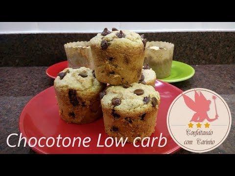 Como fazer chocotone/panetone - Lowcarb 1 ? Este Post é baseado no vídeo do Canal Renata Faez publicado no Youtube, em 2017-11-01 13:00:13 ? Vivendo de Brigadeiro