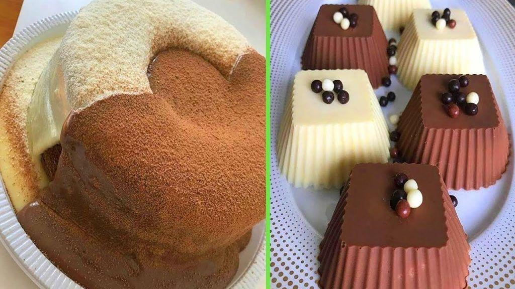How To Make Chocolate Cakes 2017 - Amazing Chocolate Cake Decorating Video - DIY Cake Style 2017 3 Gostaria de saber + destas receitas já publicadas,  acesse agora Vivendo de Brigadeiro