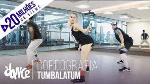 Tumbalatum - MC Kevinho - Coreografia |  FitDance - 4k