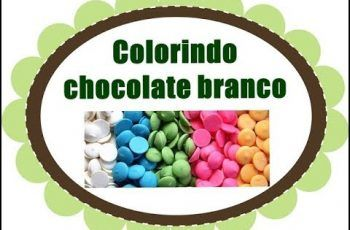 #VEDA 03 – Como colorir chocolate branco