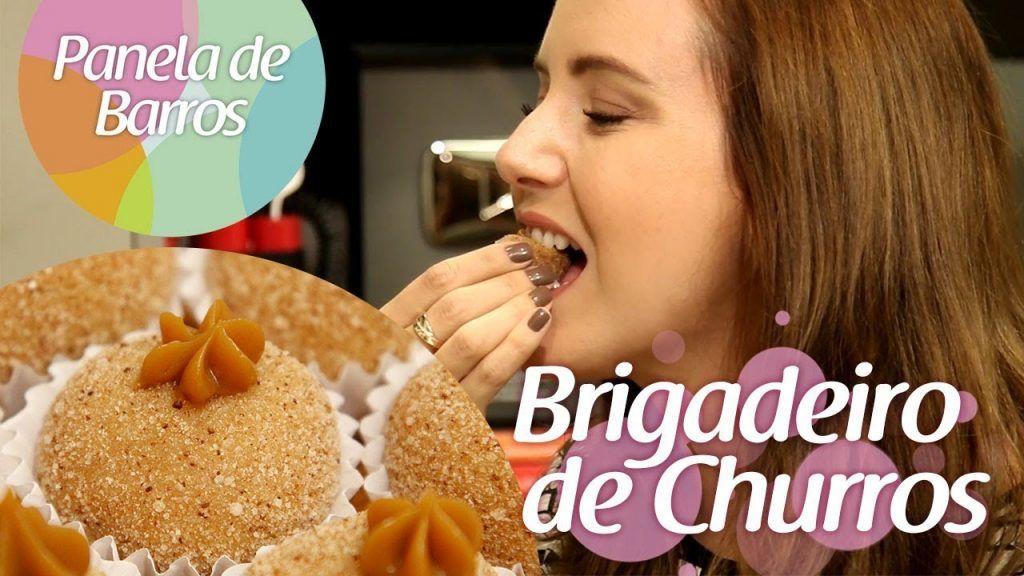 BRIGADEIRO DE CHURROS - NOVA TEMPORADA!
