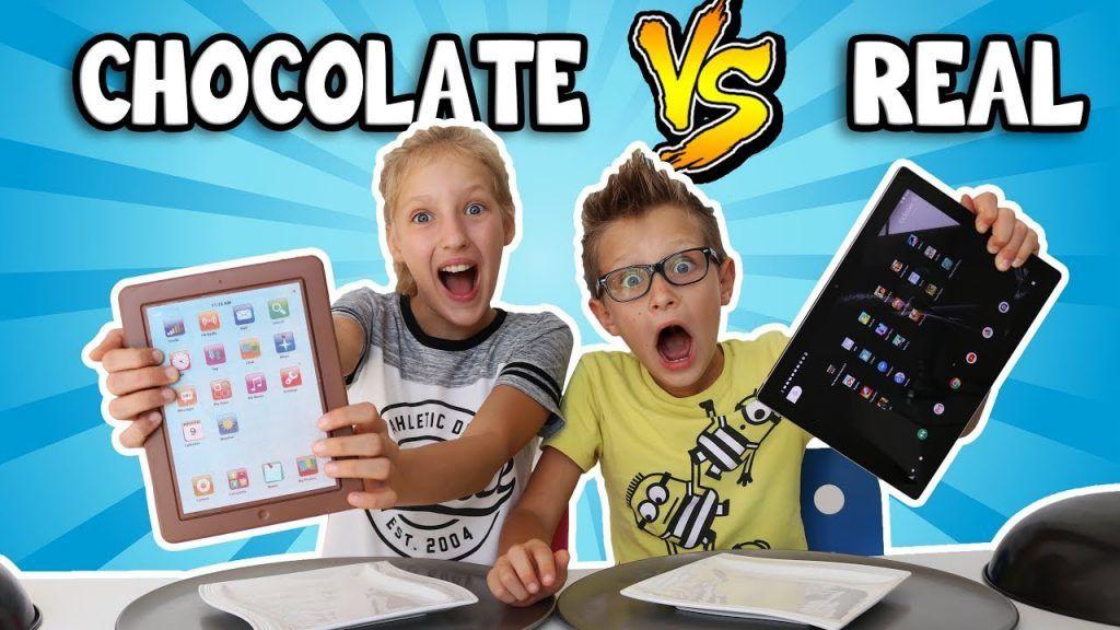 CHOCOLATE vs REAL!!!!! 1 Quer assistir mais destas receitas que foram publicadas,  clique aqui Vivendo de Brigadeiro