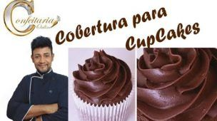 Cobertura para CupCakes /Coverage for CupCakes