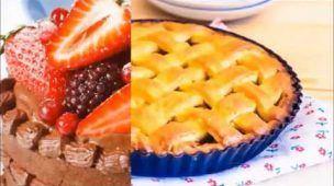 Como Fazer Doces Finos para Vender - Brigadeiro Gourmet, Bolo No Pote, Palha Italiana, Brownie