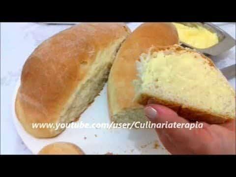 Como fazer Pão Caseiro Fácil e Rápido Por Culinariaterapia 3 ? Este Post é baseado no vídeo do Canal Culinariaterapia publicado no Youtube, em 2016-10-25 13:37:31 ? Vivendo de Brigadeiro