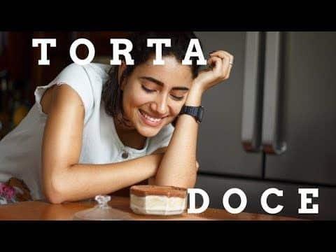 Torta Doce Vegana // NATAL VEGANO