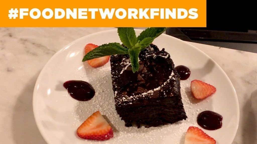 Tramonti's Chocolate Eggplant Dessert | Food Network 4 Gostaria de saber + destas receitas já postadas,  visite Vivendo de Brigadeiro