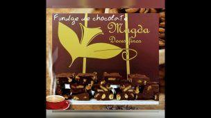 Fudge de chocolate !!!