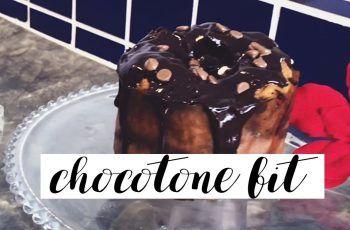 Panetone e chocotone fit: sem glúten e sem lactose by Gourmet Light   Mãe, Casei