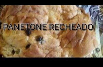 RECEITA – Panetone Recheado