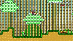 With Yoshi on Tour by cupcake - SUPER MARIO MAKER - NO COMMENTARY