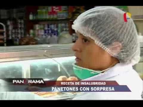 Operativo a panaderías que elaboran panetones - Municipalidad de SMP 2 ? Este Post é baseado no vídeo do Canal MUNISMP publicado no Youtube, em 2016-11-21 14:19:10 ? Vivendo de Brigadeiro