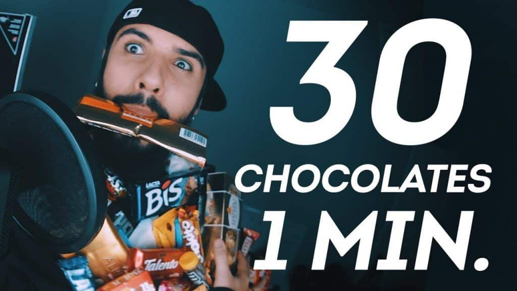 RIMANDO 30 CHOCOLATES EM 1 MINUTO (Prod. Wzy) 4 Gostaria de assistir um pouco mais destas receitas que estão disponibilizadas, saiba mais Vivendo de Brigadeiro