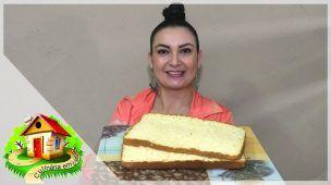 BOLO ESPECIAL,  IDEAL  PARA BOLOS DE POTE - Culinária em Casa