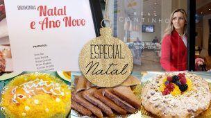 Doces tradicionais de Natal | Real Cantinho | Take Away | Série #NATAL2017 Menta Dourada